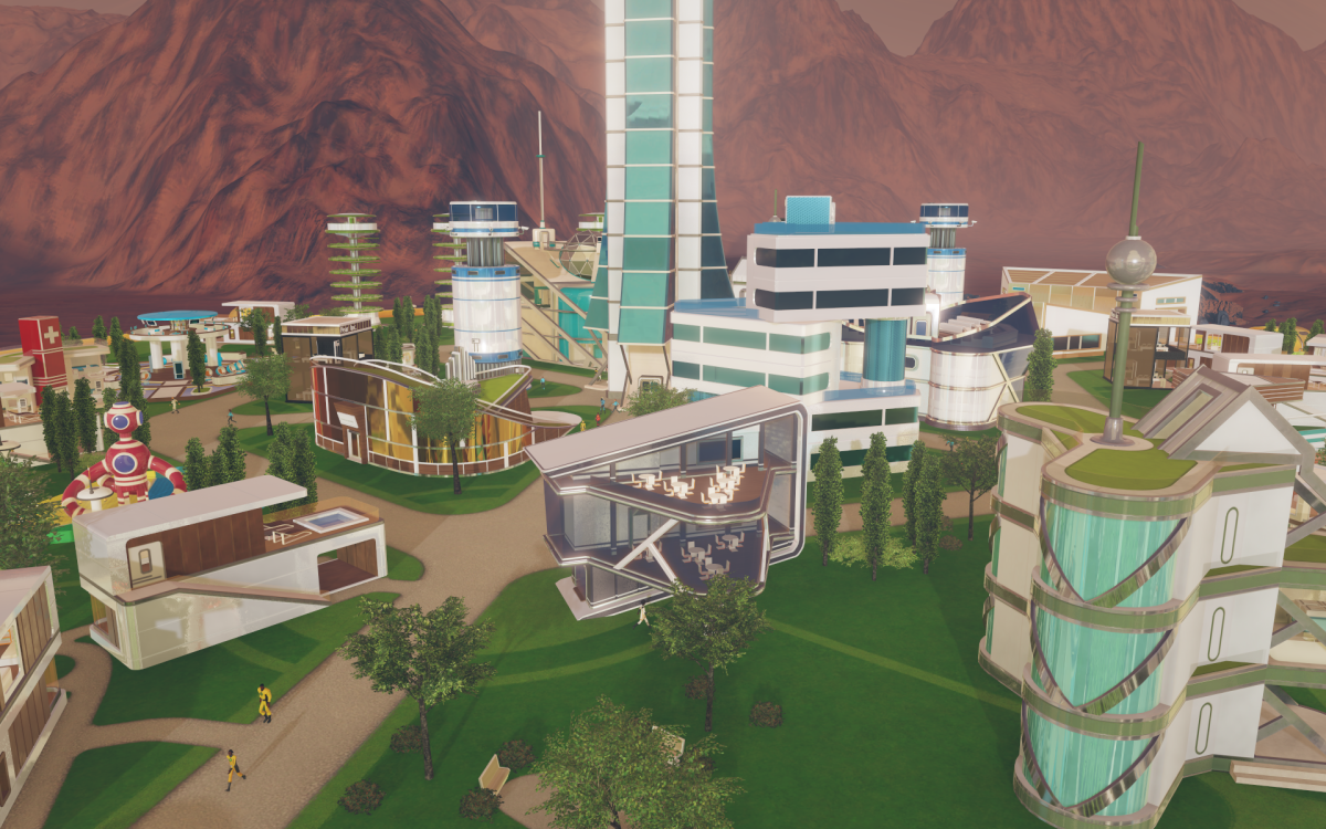 Surviving Mars - Paradox Strategy - Games - Quarter To Three Forums