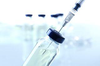 vaccine, vial