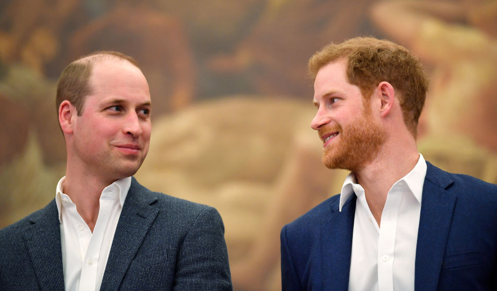 Prince Harry set the record straight on the rumours about rift with brother Prince William
