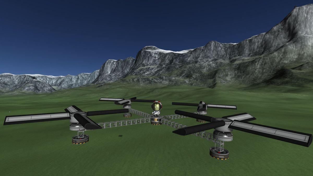 Kerbal Space Program's Breaking Ground DLC adds robotics and