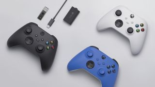 Xbox Series X controllers