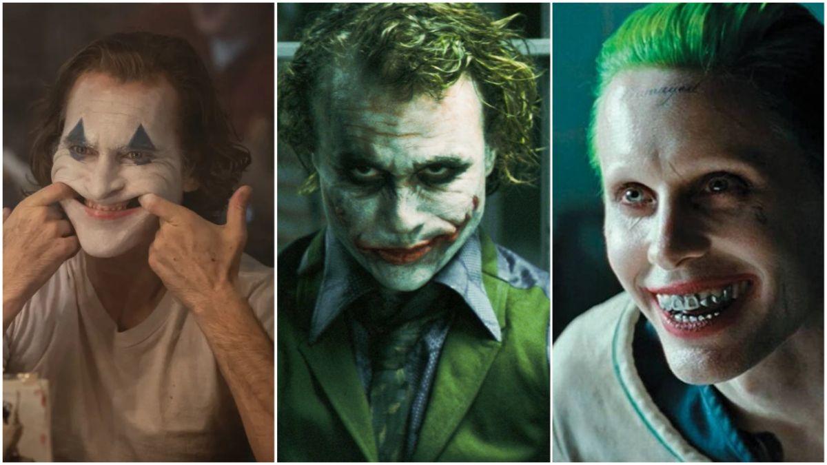 Every On Screen Joker Ranked From Worst To Best Gamesradar
