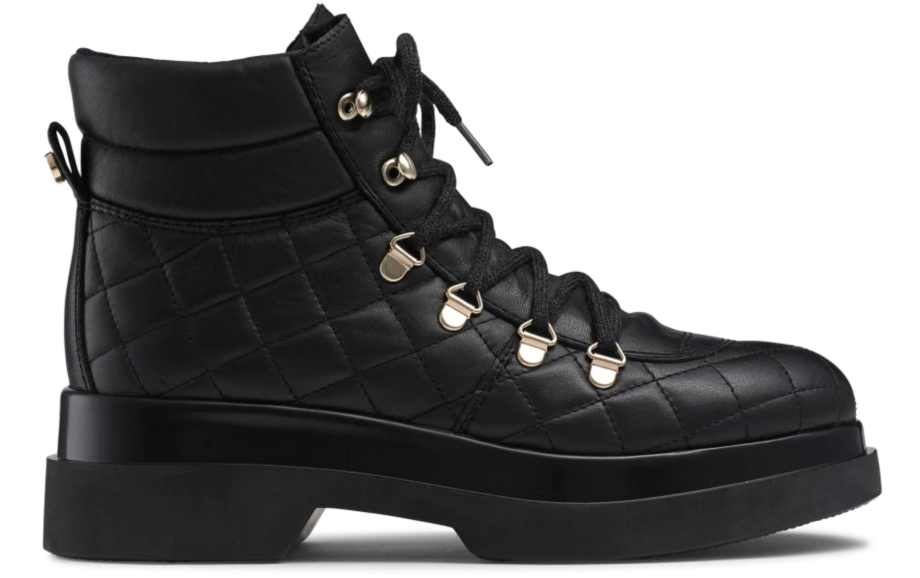 Russell and Bromley stomper boots