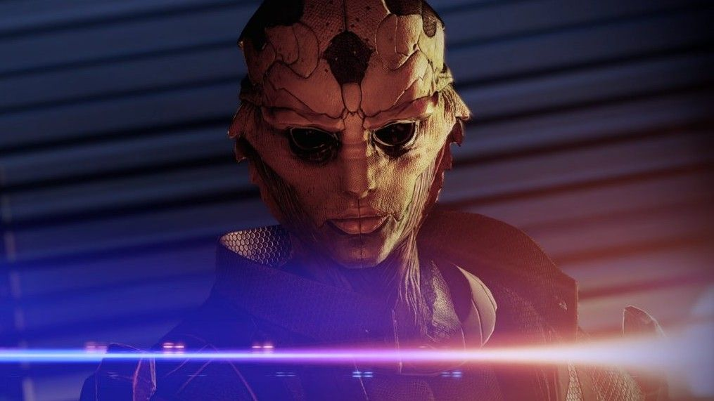 All the characters you can romance in the Mass Effect trilogy