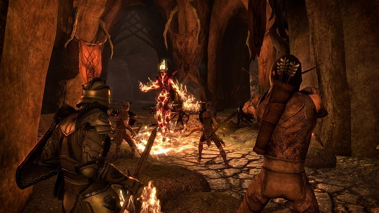 Elder Scrolls Online PS4 And Xbox One Beta Keys Arriving Today #32751