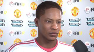 Alex Hunter in The Journey FIFA 17