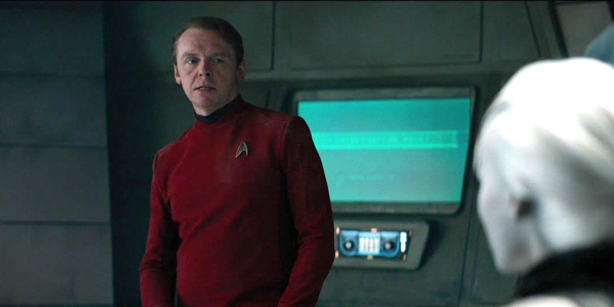 Wait, Simon Pegg Doesn't Think Noah Hawley's Movie Will Be Star Trek 4