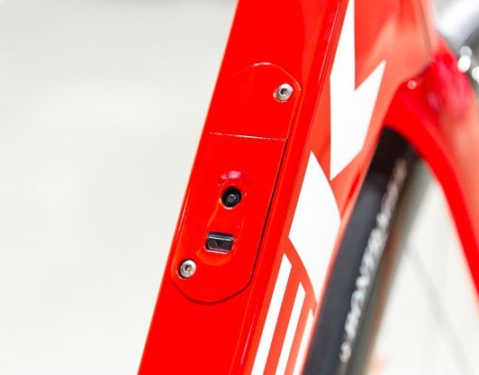 Up close and personal with the head-turning new Trek Madone