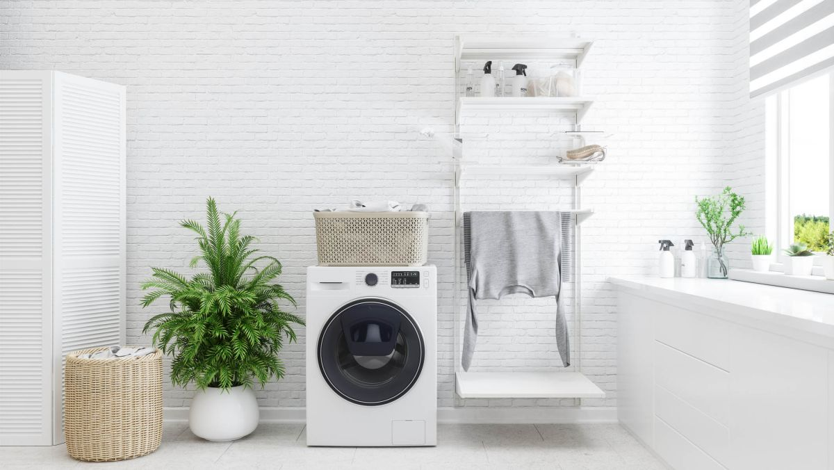 How to clean a washing machine to get rid of mould, dirt and bad smells quickly