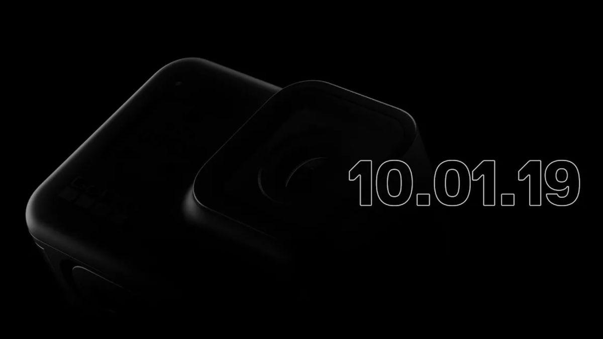 GoPro Hero 8 Black release date confirmed for next week