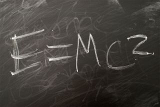 einstein equation E=mc^2