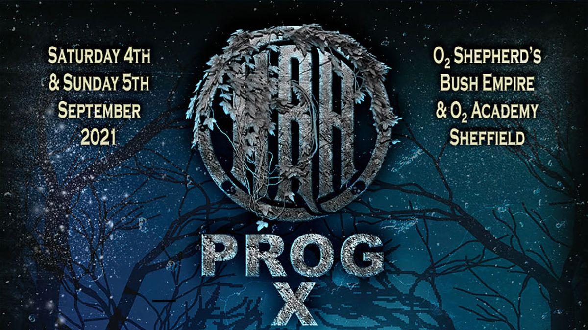 HRH Prog X reschedules for 2021