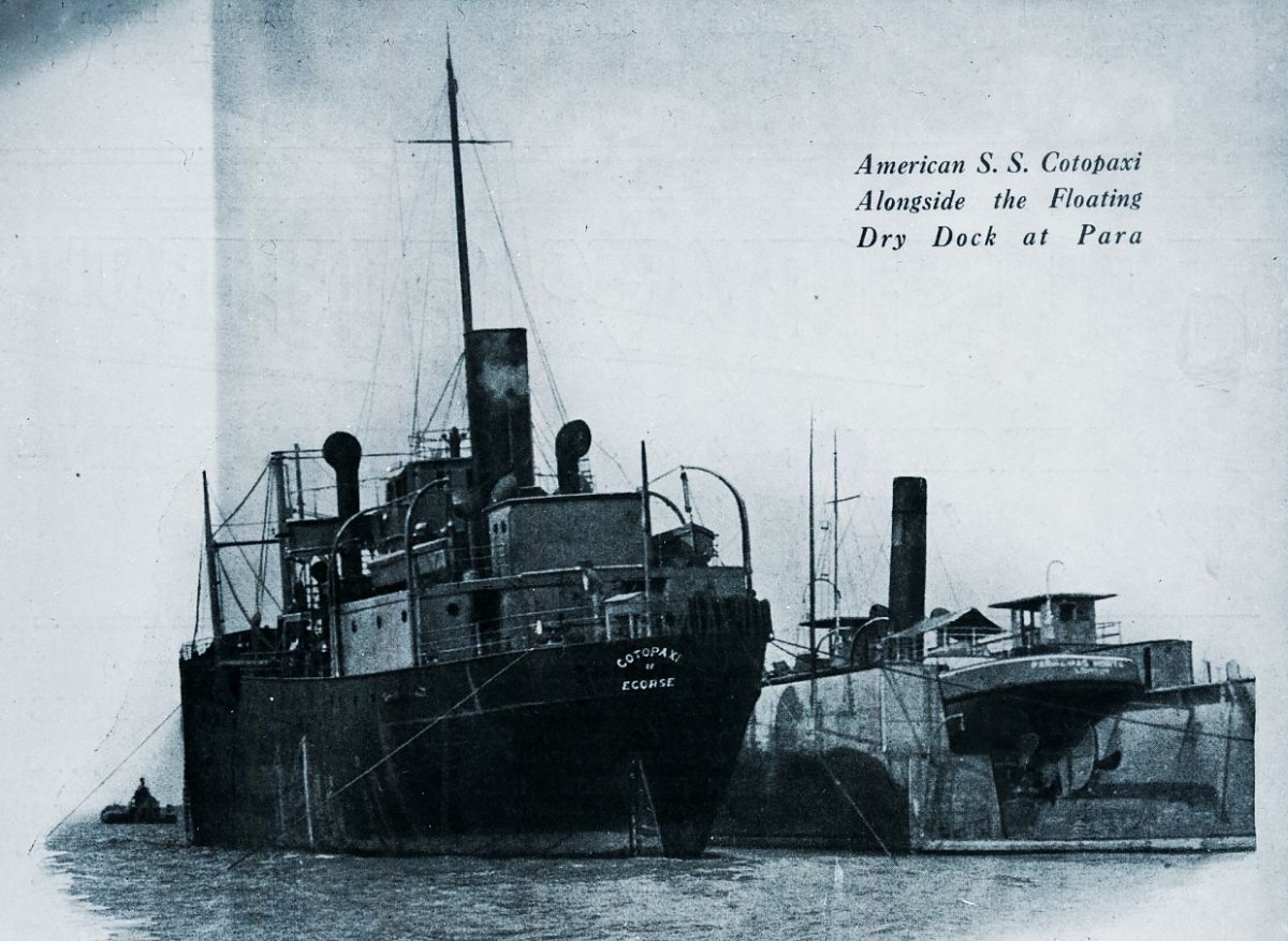 Bermuda Triangle theory busted: 1925 ship Cotopaxi found near Florida