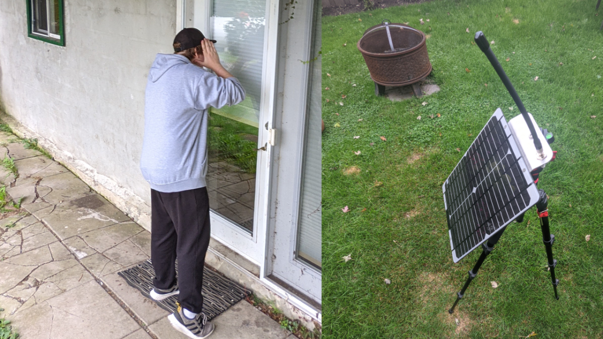 How to Build a Satellite-Powered, Raspberry Pi Security Camera for Off-the-Grid Locations