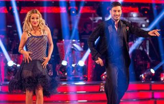 strictly come dancing, laura whitmore