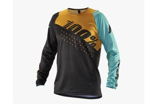 100% R-Core-X DH mountain bike jersey