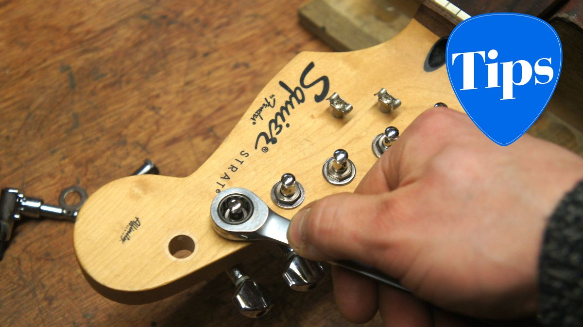 How to fix tuning problems on your guitar