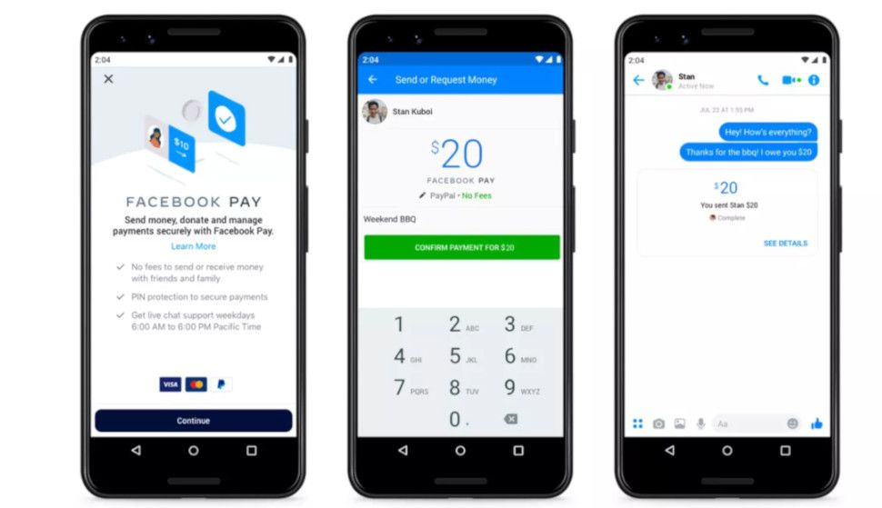 Facebook Pay Brings New Payments To