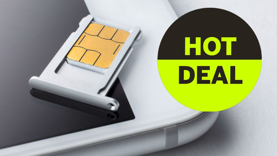 Supercharge your smartphone with this sensational SIM only deal – 30GB of data for just £10 a month!