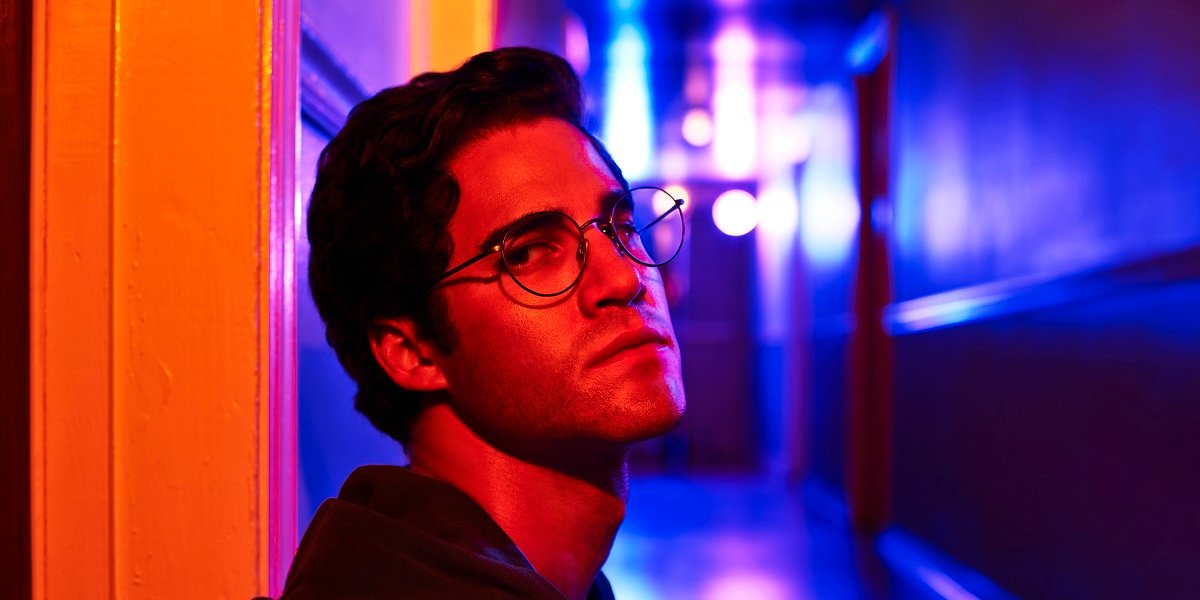 Darren Criss in The Assassination of Gianni Versac