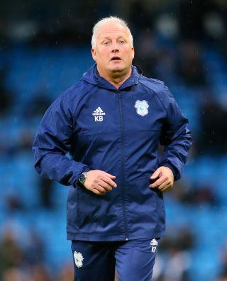 Manchester City v Cardiff City – Premier League – Etihad Stadium