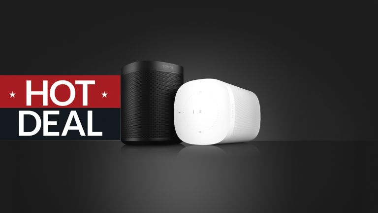 Sonos deal £30 off Sonos One at Amazon