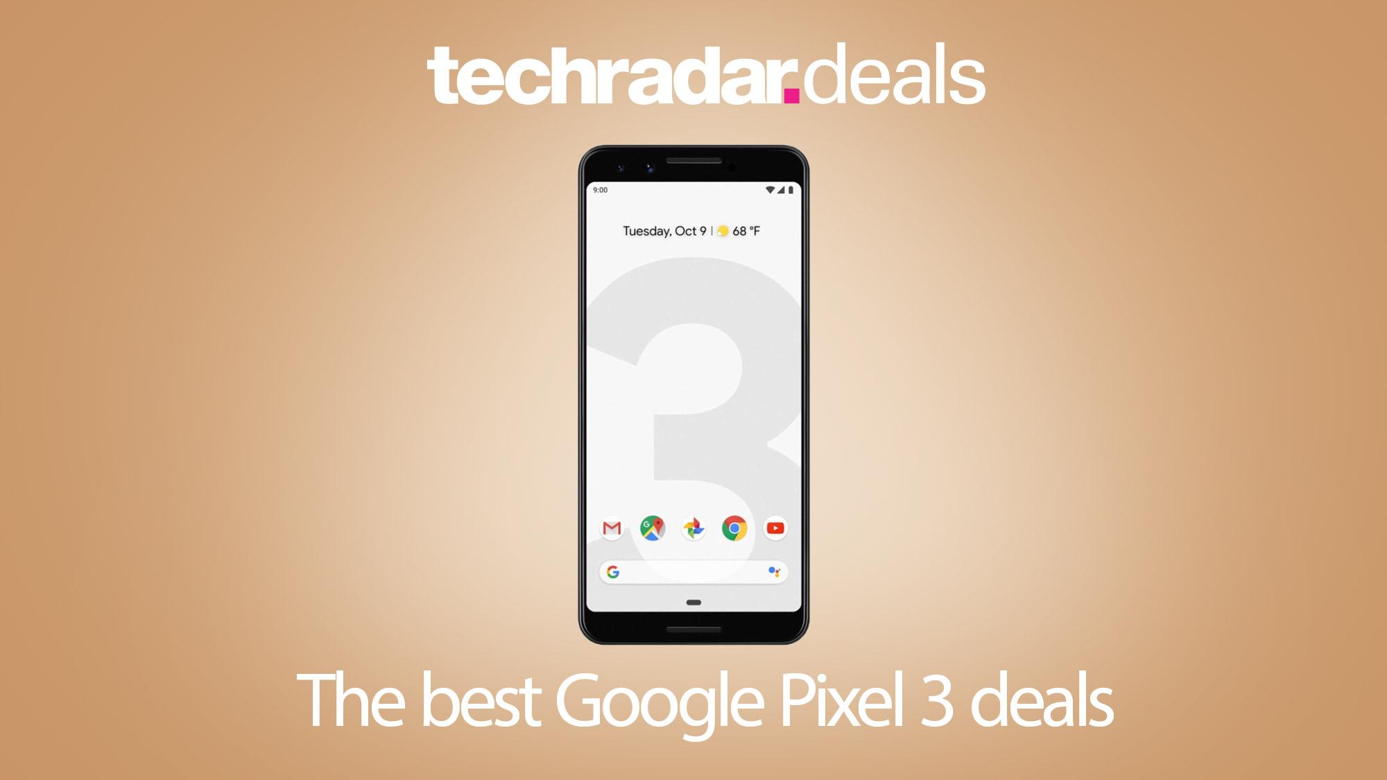 The Best Google Pixel 3 And 3 Xl Deals In September 2020 Techradar