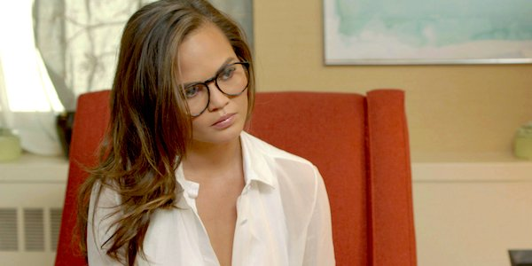 Chrissy Teigen couples therapy skit on Inside Amy Schumer