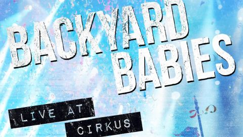 Cover art for Backyard Babies - Live At Cirkus review