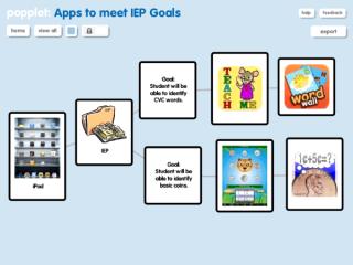 IEP & iPad Pilot Program