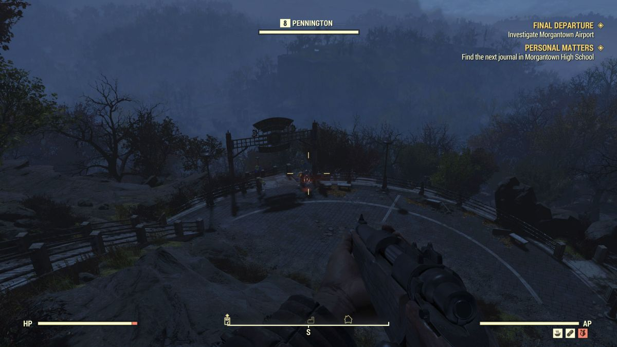 Fallout 76 supports ultrawide resolutions with a simple ini