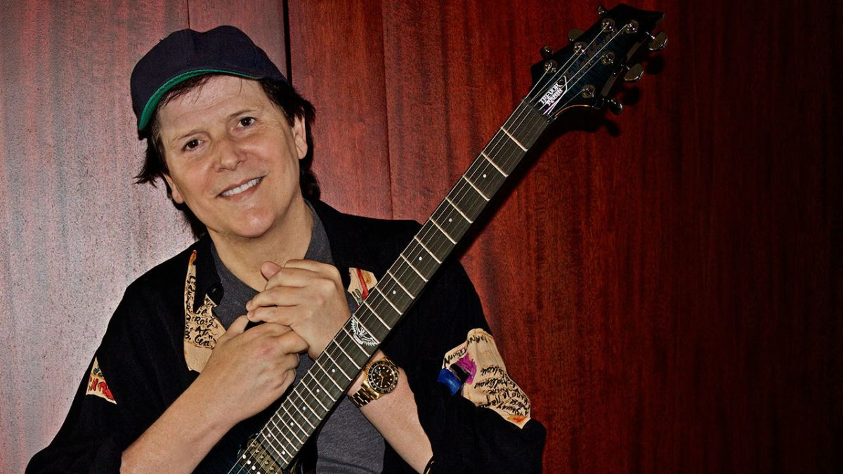 Trevor Rabin on the reunion of three former Yes members ...