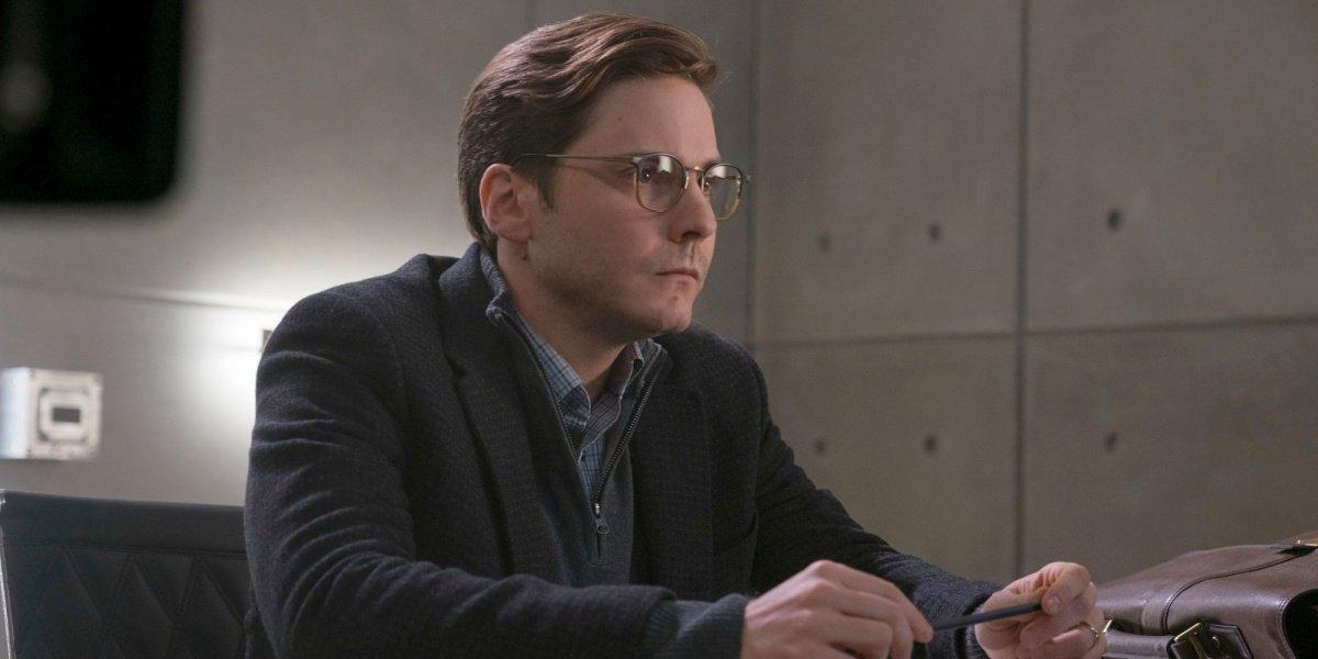 Helmut Zemo in Captain America: Civil War