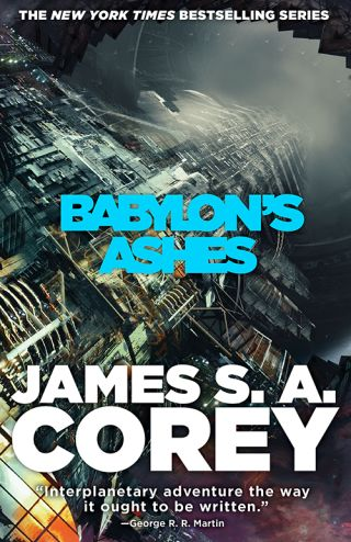 """Babylon's Ashes"" Novel"
