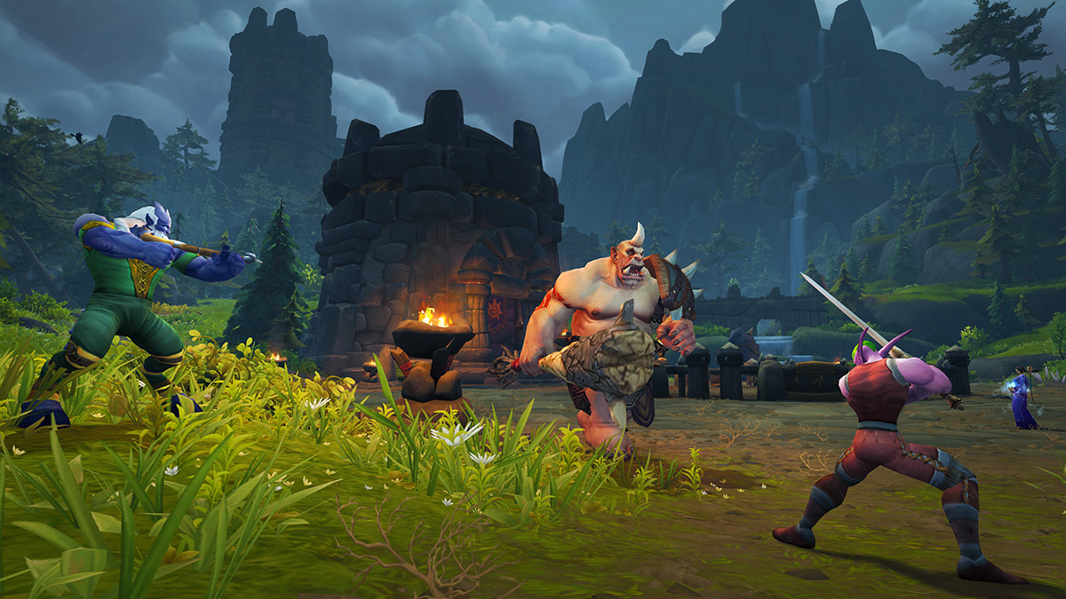 WoW leveling guide: Here's how to get from level 1-50 fast | PC Gamer