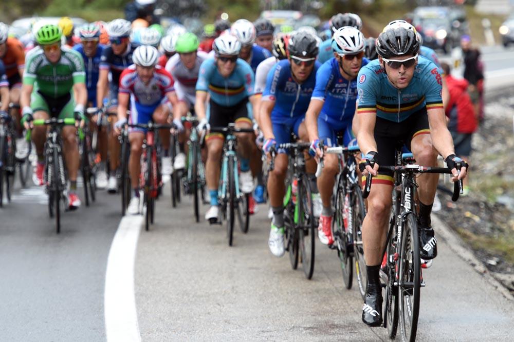 Elite men's World Championship road race start list ...