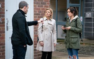Coronation Street spoilers: Nick Tilsley confronts Shona in the street!