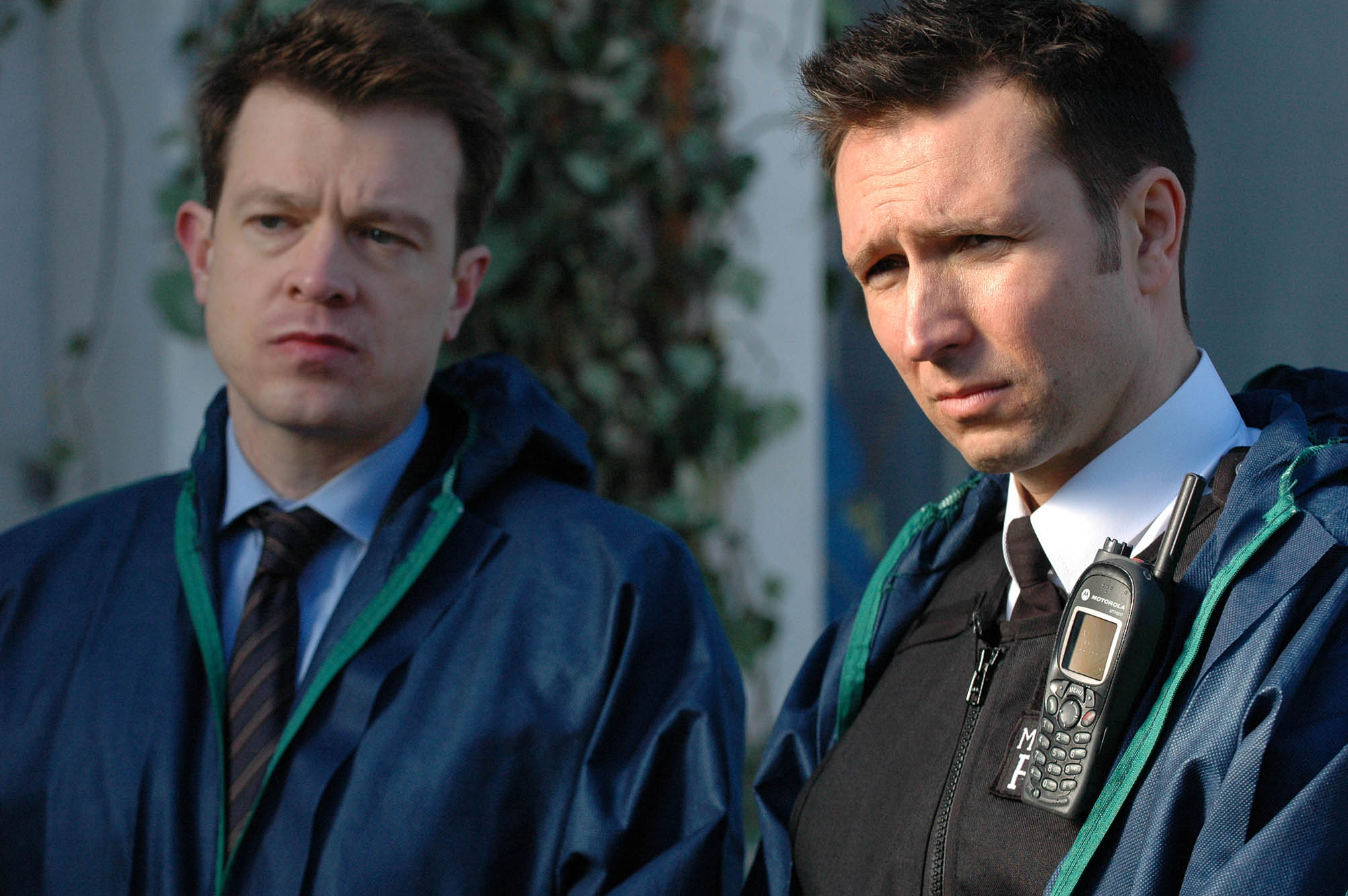Max and Smithy hunt for Jacko's killer