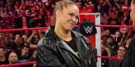 Ronda Rousey Blames WWE Fans For Bray Wyatt's Release