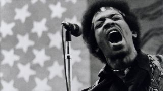 A picture of Jimi Hendrix