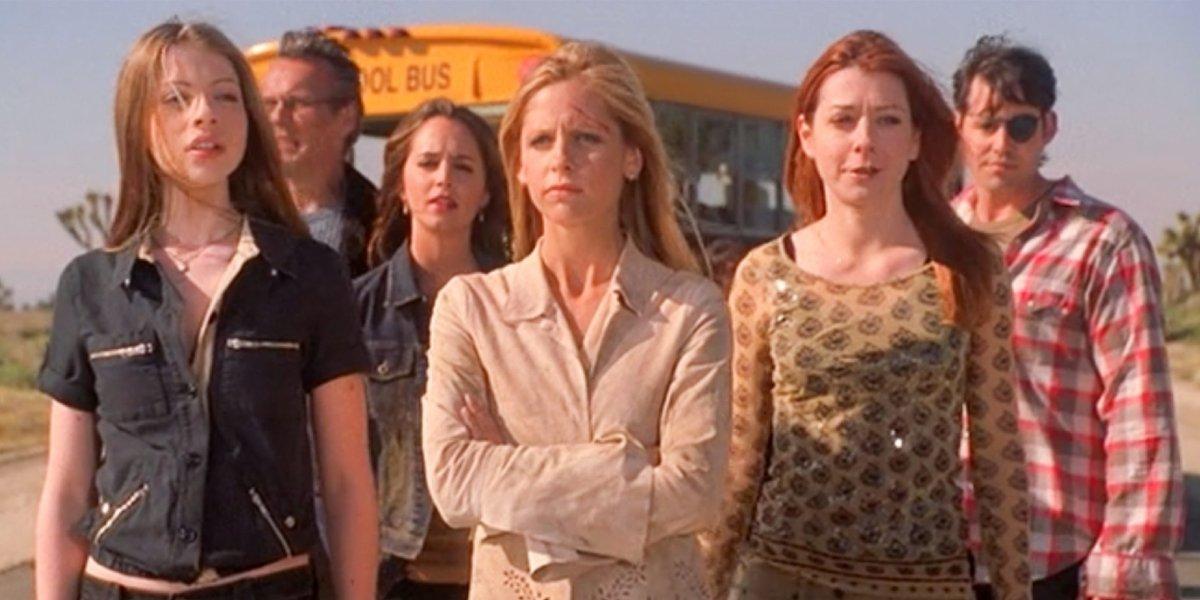 The Buffy the Vampire Slayer cast