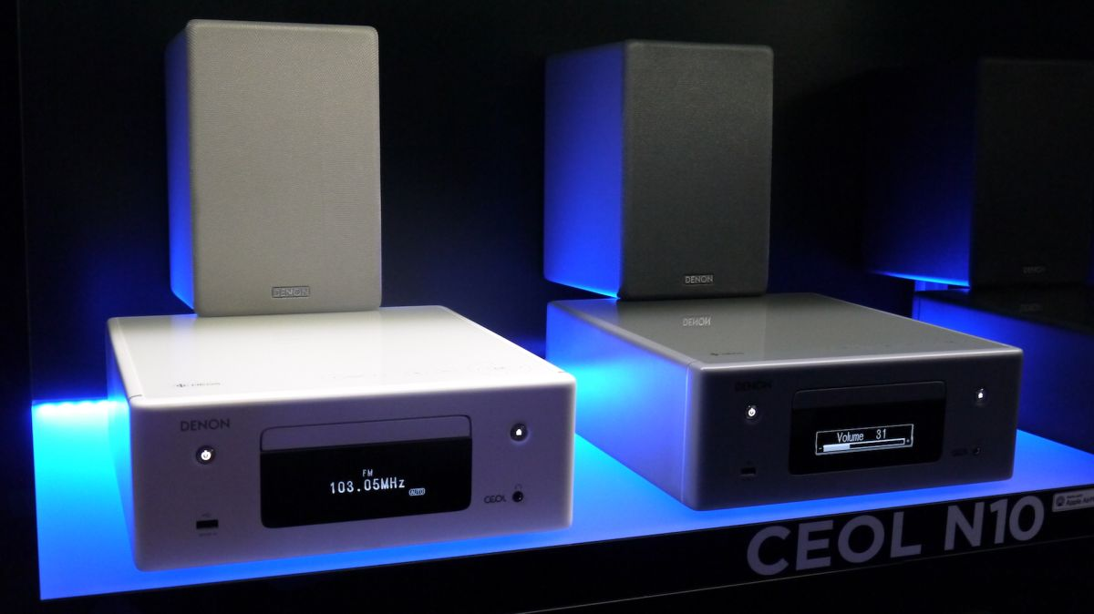 Denon CEOL N10 Hi-Fi squeezes in Alexa and AirPlay 2
