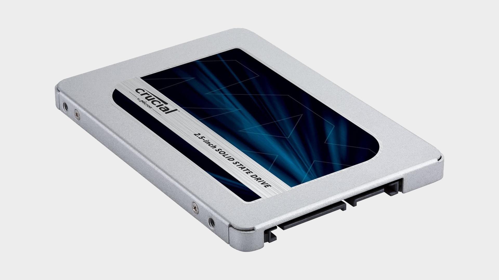 Crucial MX500 500GB SATA SSD