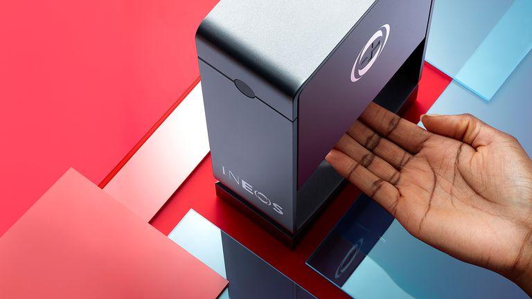 INEOS Sanitiser Dispenser review