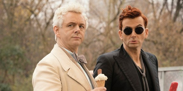 Why One Of Good Omens' Best Scenes Almost Didn't Happen - CINEMABLEND