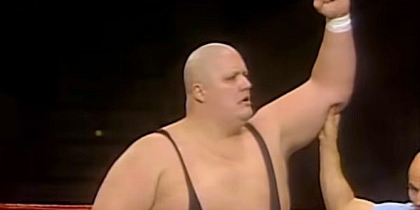 King Kong Bundy WWE