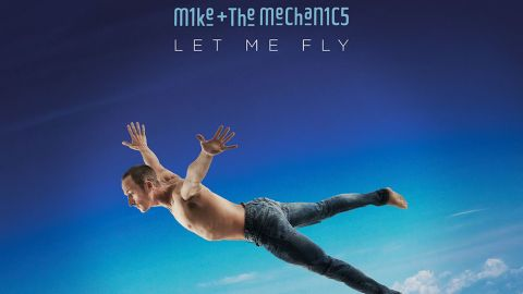 Cover art for Mike + The Mechanics - Let Me Fly album