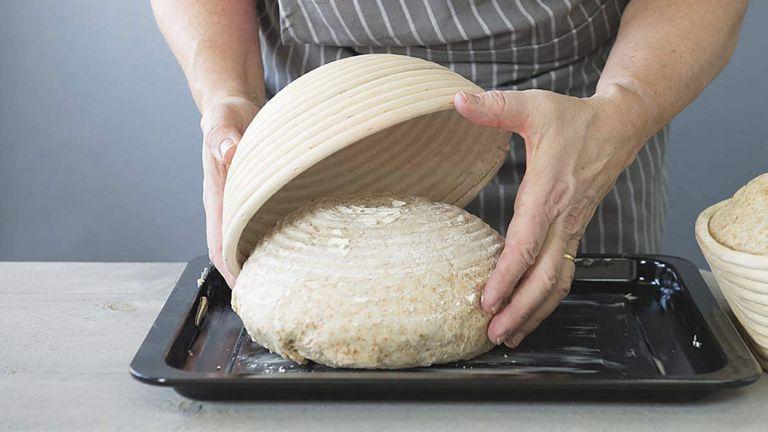 Amazon bread baking essentials: FOTEMIX Round Bread Proofing Basket