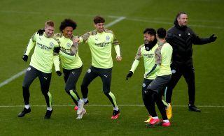 Premier League Training File photo
