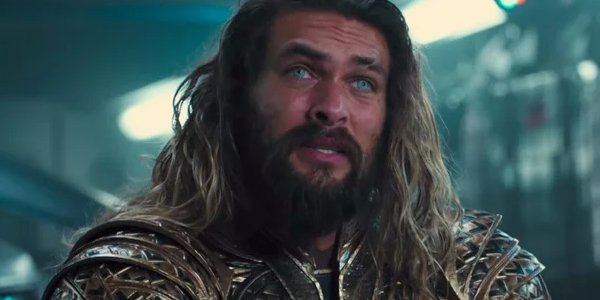 Justice League Jason Momoa Aquaman's speech of truth